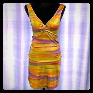 Multiple Color Dress